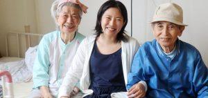 高齢者の新しい移動手段をプレゼント