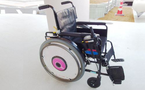 wheelchairイメージ