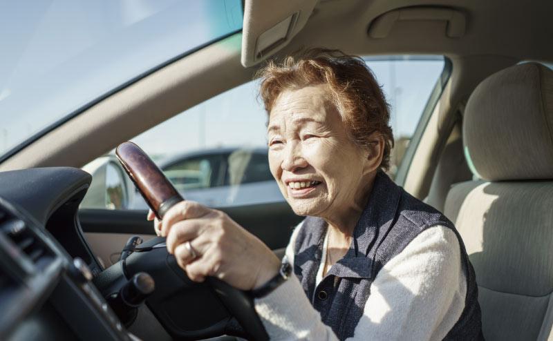高齢者の免許返納問題